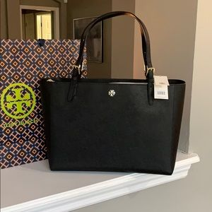NWT Authentic Tory Burch Large Emerson Tote